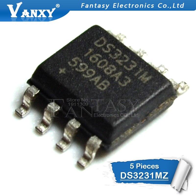 5 шт. DS3231MZ SOP8 DS3231M SOP-8 DS3231 SOP новый и оригинальный