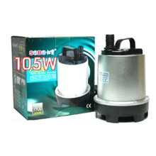 Бесплатная доставка WP-9900 Погружной насос аквариум пруд для разведения рыбы морепродуктов бассейн фильтр насоса саду фонтан насос 5000L 105 Вт