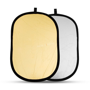 Image 4 - Godox 2 in 1 100x150 cm Portatile Ovale Multi Disco Riflettore, pieghevole Photography Studio Fotografico di Illuminazione Della Macchina Fotografica Diffusore Reflecto
