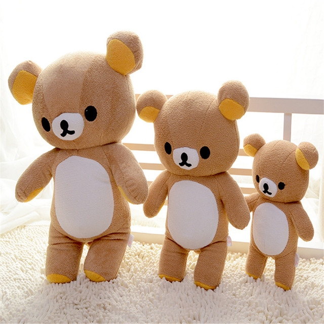 Popular Rilakkuma Anime Adorable Dog - 7-Rilakkuma-Relax-Bear-Plush-Japan-Anime-Collection-San-x-Rilakkuma-Teddy-Bear-Girls-Kids-Toy  HD_532674  .jpg