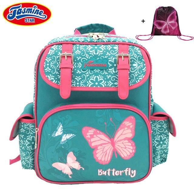 0ba8682e3bb3 placeholder JASMINESTAR Children s School Bag Orthopedic Backpack School  Girls Primary Student Grade 1-6 Butterfly School