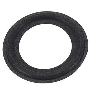 Image 4 - GHXAMP 2 pièces 2.5 pouce haut parleur mousse réparation accessoires haut parleur surround côté éponge bord latéral anneau cercle suspension
