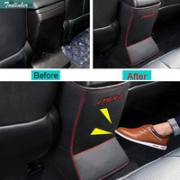 Cover Case Stickers For SUZUKI Vitara 2016 Part 1 PCS Car Styling PU Leather Armrest Anti
