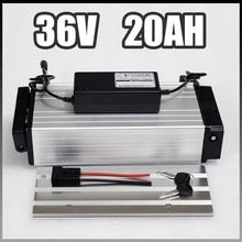 36v 20ah electric bike battery Samsung rear rack Electric Bicycle lithium Battery 36v ebike battery 36v 8fun BBS02 BBS03 BBSHD