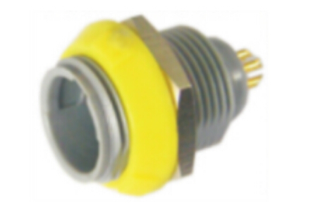 spo2 sensor parts <font><b>LEMO</b></font> Connetor <font><b>2</b></font> <font><b>Pins</b></font> <font><b>connector</b></font> assembling image