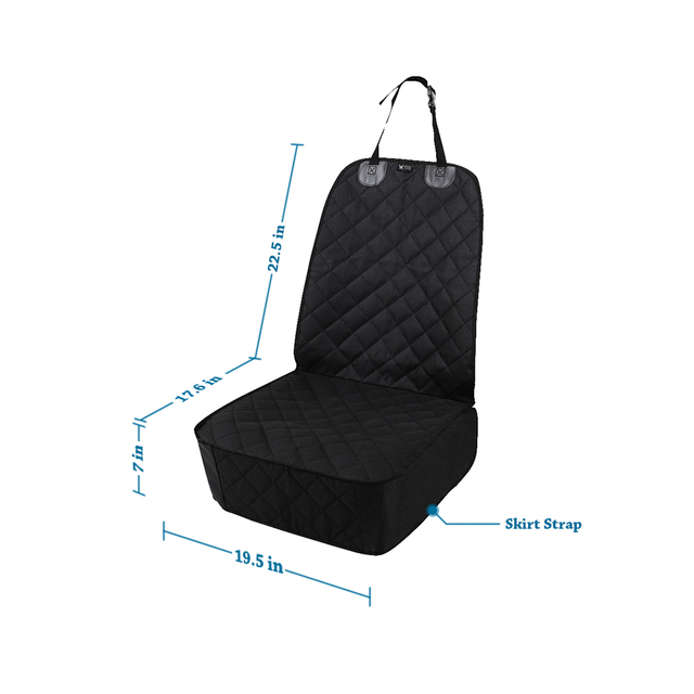 Waterproof Front Car Seat Cover