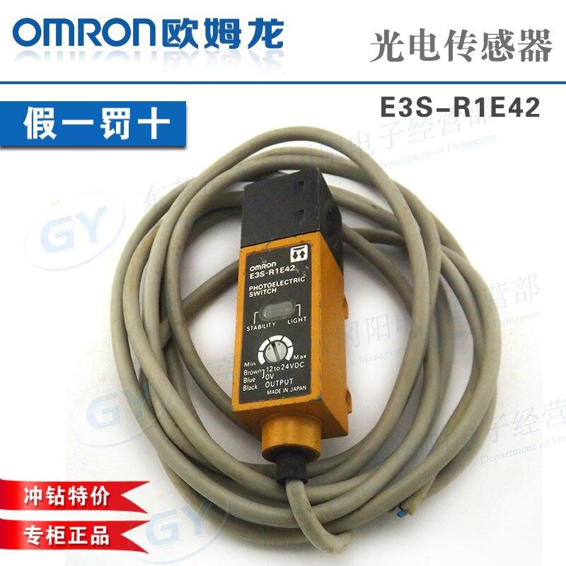 цена на Felt cheap authentic original * / * E3S - R1E42 photoelectric -s