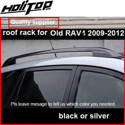 OE ルーフラックルーフバーの屋根レールトヨタ RAV4 2009 2012 または 2014 2018 年、 2 ピース/セット、 ISO9001 から優秀な工場  グループ上の 自動車 &バイク からの アームレスト の中 1