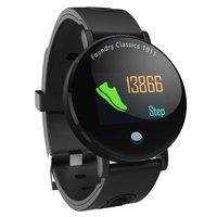 Y6 Plus Smart Watch Men Blood Pressure Heart Rate Watch Sport Mode Smart Wristband Men Women Round Display Smart Bracelet