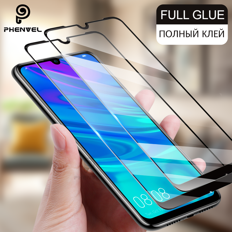 2pcs Screen Protection for Huawei P Smart 2019 Anti-Explosion Protective Glass Film for Huawei P Smart Plus 2.5D Tempered Glass