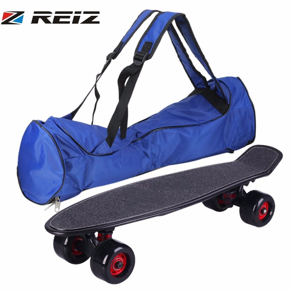 REIZ 8 Inch Skate Board Bag Portable Oxford Cloth Sport Handbag For Self Balancing Car Electric Scooter Carrying Hoverboard Bag