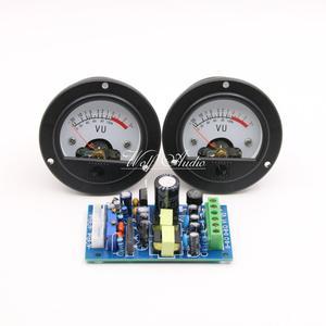 Image 2 - One Pair High end 52mm VU Meter Level Meter dB Power Meter + Driver Board
