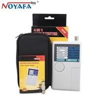 Original Noyafa NF 3368 RJ11/ RJ45/ BNC/ USB Cat5 Cat6 UTP STP Wire Tracker Diagnose Tone Tool Kit LAN Network Cable Tester