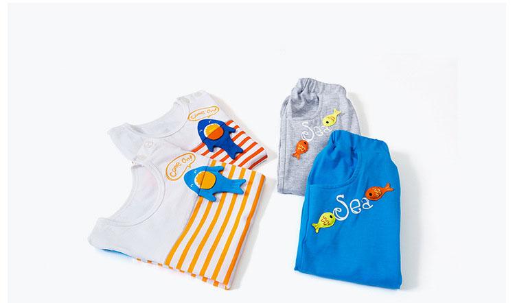 boys clothing set