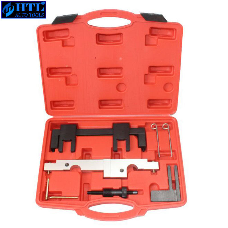 7 PCS Engine Camshaft Alignment Tool For BMW N43 1.6 2.0 E81 E82 E87 E88 E90 E91 E92 E93 Timing Tool Set engine camshaft alignment timing tool kit for audi vw 2 0l fsi tfsi