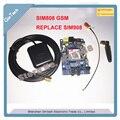 1 Unidades SIM808 REEMPLAZAR SIM908 módulo SMS para Raspberry Pi Quad-Band GSM para Arduino GPRS GPS Con Antena IPX Cable SMA