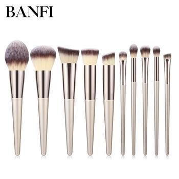 1PC Makeup Brushes Foundation Powder Blush Eyeshadow Concealer Lip Eye Make Up Brush Cosmetics For Face Beauty Make-up Tools New