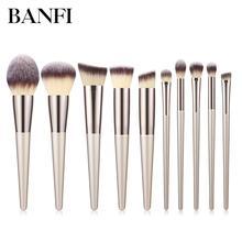 Makeup Brush Foundation Powder Blush Eyeshadow Concealer Lip Eye Make