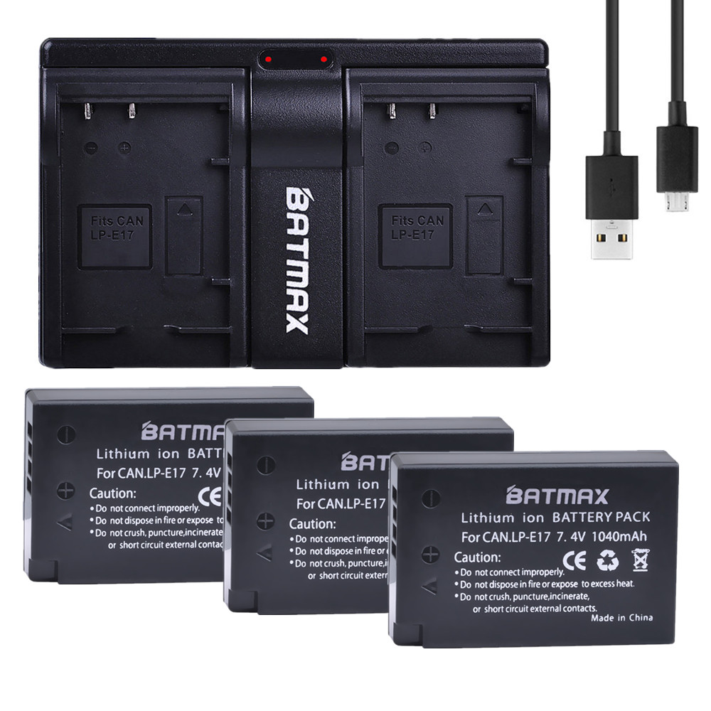 USB Dual CHarger LP-E17 3__