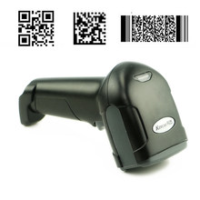 Kercan CCD проводной USB 1D 2D QR PDF417 Data Matrix сканер штрих-кода Reader KR-301, plug and play(China)