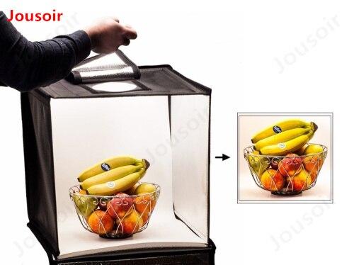 Fotoğraf stüdyo ışığı Kutusu Çadır Mini Taşınabilir Fotoğraf Çekim Kiti Çekim Kek  Hediyeler  Antika  Çiçekler  ayakkabı vb. CD15