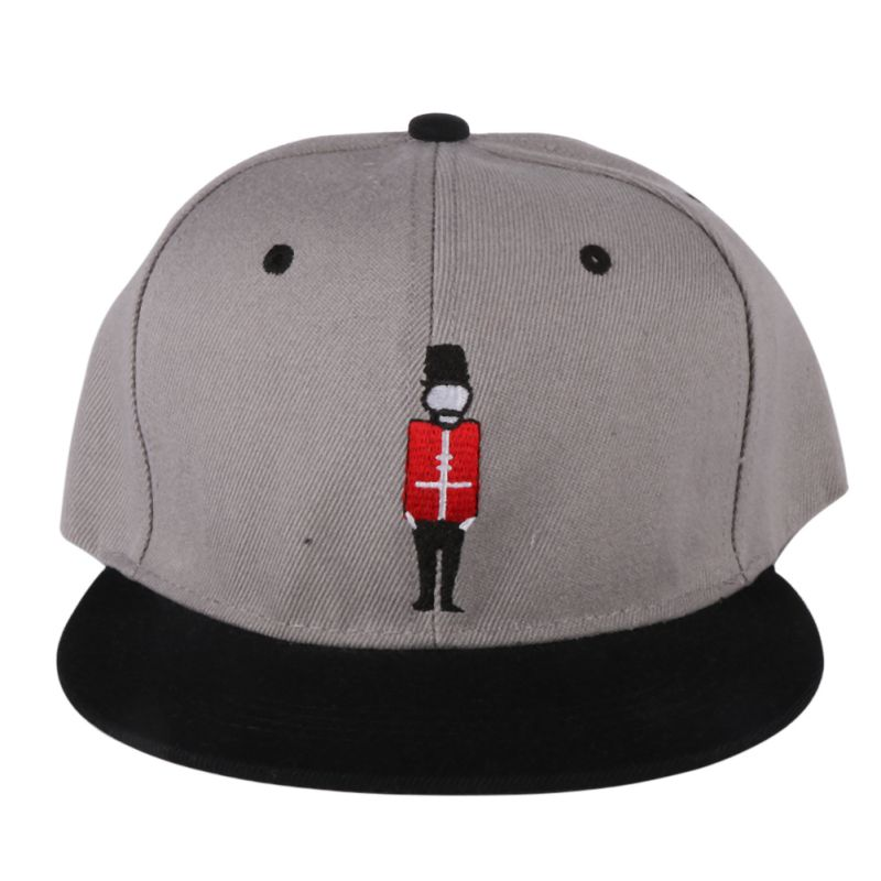 New Men Women Embroidered Snapback Soldier Pattern Hip Hop Cap Hats Baseball Hat  Lovers Hot New