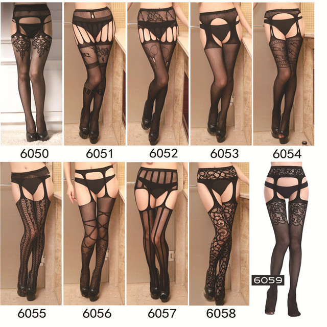 Sex Toys For Woman Couple Black Sexy Lace  Socks Sexy Girl Female Hosiery Nylon Lace Style Stay Stockings Sexe Costume