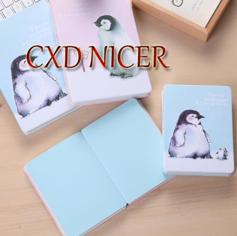 Hardcover Notebook Diary Office Weekly Schedule Cute Korean Graffiti Notebook For Drawing 365 day thick hardcover personal diary