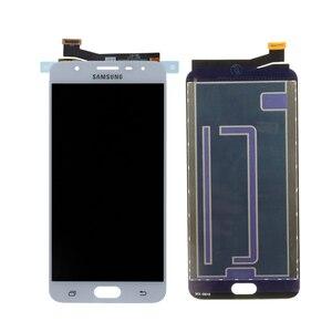 Image 5 - 5.5 Original สำหรับ SAMSUNG Galaxy J7 PRIME LCD G610 G610F G610M สำหรับ SAMSUNG J7 PRIME 2016 LCD