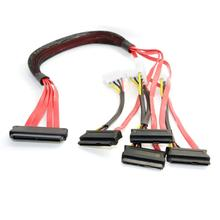 Внутренний SAS 32pin SFF 8484 до 29 Pin SAS SFF 8482 кабель жесткого диска
