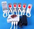 Система противоугонной сигнализации для сотового телефона  розничный магазин  дисплей безопасности с зарядкой и держателем для мобильного...