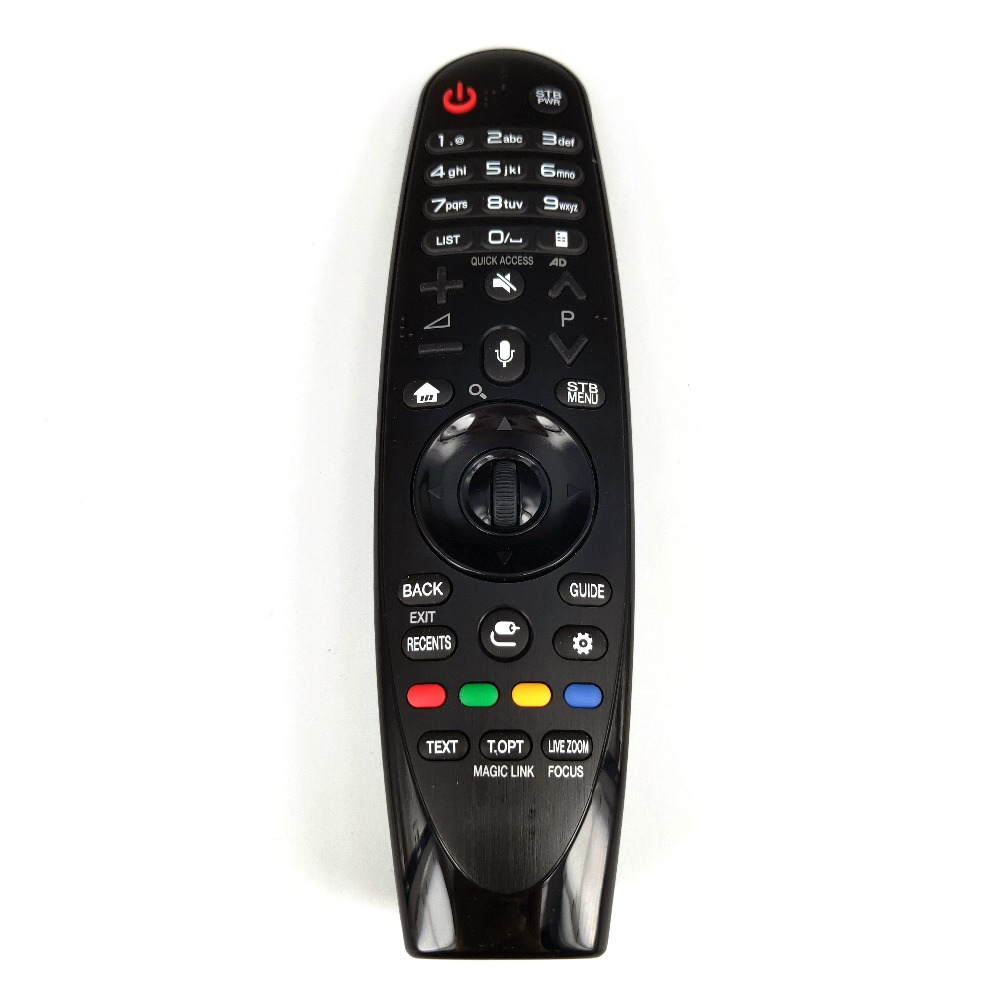 Nouveau AN-MR650A Original télécommande de mouvement magique avec roue de navigateur pour LG 3D smart TV Fernbedienung