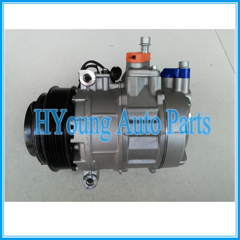 Factory direct sale auto <font><b>parts</b></font> a/c compressor 7SBU16C for Mercedes Bnez <font><b>W210</b></font> 447100-6820 447100-9233 447100-6828 0002306811 image