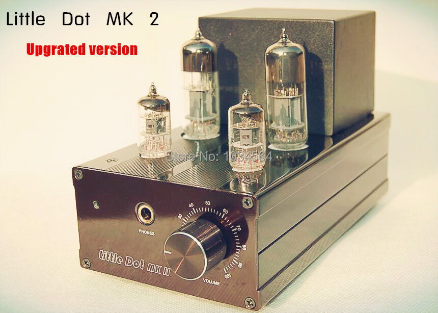 Music Hall Little Dot MK II MK2 6J1+6N6 Tube Headphone Amplifier / Pre-amplifier upgrated roxy шорты dot dot dot 9 j bdsh kvj6