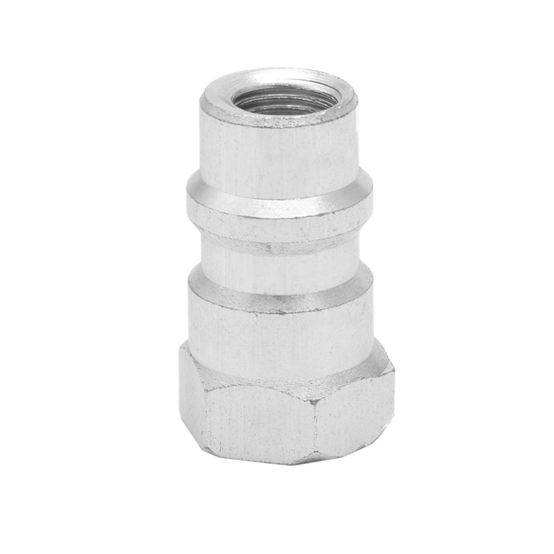 R12 R22 R502 Screw to R134A Fast Conversion Adapter Valve 1//4/'/' to 8v1 Thread