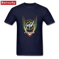 Oversized MV Agusta T Shirts Men S Basic Oversized Boyfriend Motorcycle Rider Tee Shirts Streetwear Tshirt