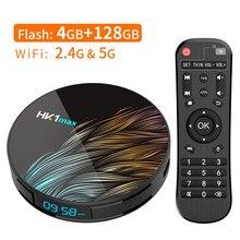 Bqeel Android 9.0 TV BOX HK1MAX RK3328 Q