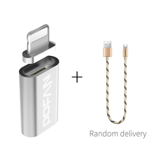 POFAN P10 Micro USB Magnetic Charger for iPhone 7 6 6s 5s Magnetic USB data Cable