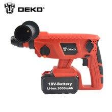Hammer deko cordless перфоратор электроинструмент в