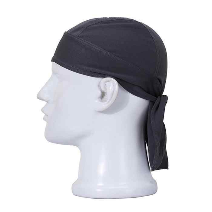 1pc Outdoor Cycling Cap Head Scarf Camouflage Bandana Pirate Hat Headband