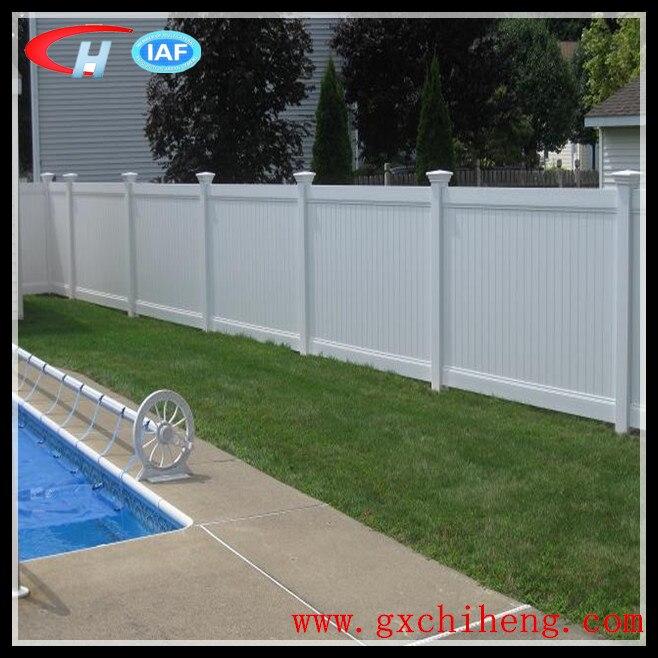 Prezzo basso di vendita calda vinile recinzioni privacy pvc in prezzo basso di vendita calda - Recinzioni privacy giardino ...