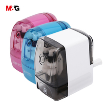 M&G 3color ultra simple mechanical pencil sharpener for school supplies quality kawaii office stationery gift kids