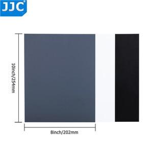 Image 2 - JJC Camera Accurate Color Balancing Tool Water Resistant 3 in 1 Digital Grey Card for Canon/Sony/Nikon/Olympus/Fujifilm/Pentax