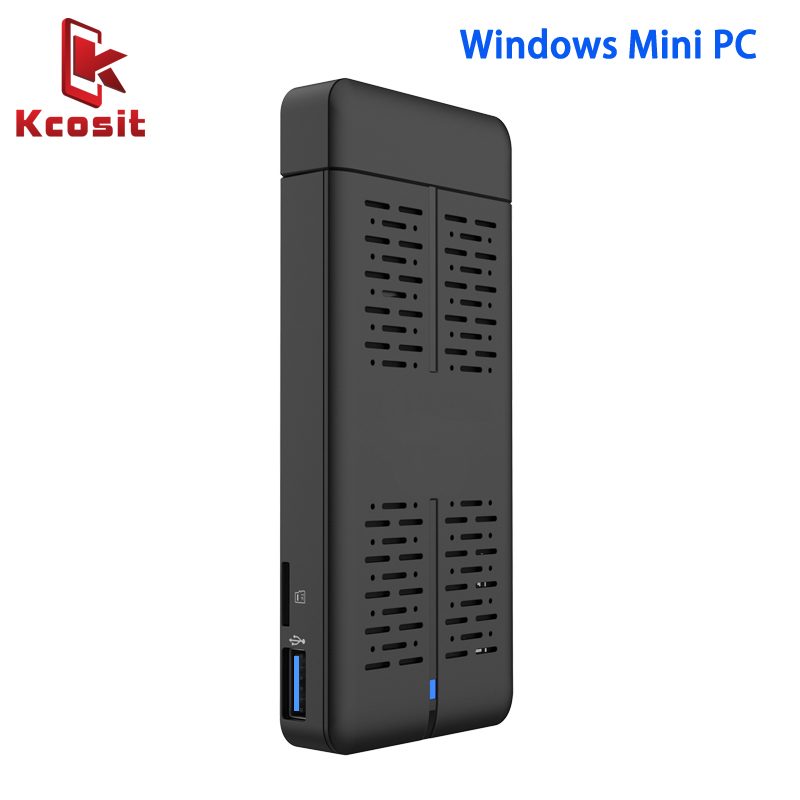 MINI PC Stick A9 Intel N3350 Quad core 2G RAM USB 3.0 Windows 10 TV stick win10 ordinateur micro pc 2.4 Ghz wifi BT 4 HDMI