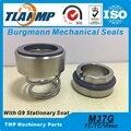 M37G/22-G9 механические уплотнения Burgmann M37G-22 (материал: TC/Vit) для размера вала 22 мм насосы с G9 карбида вольфрама сиденья