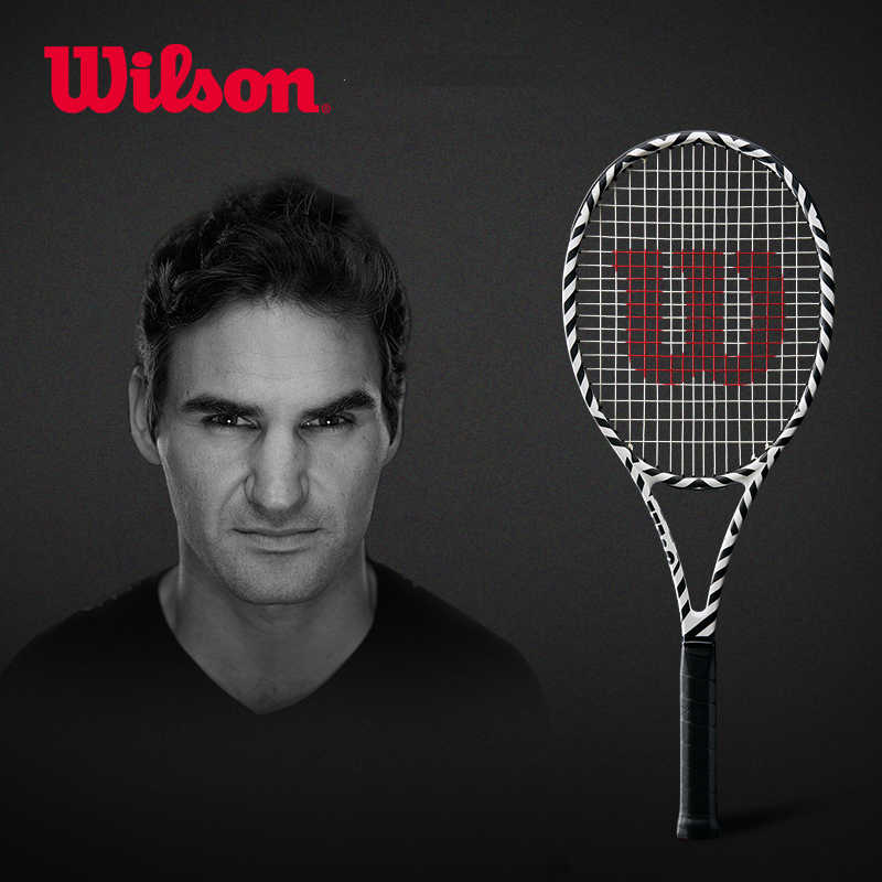 Original Wilson Carbon Fiber Professional Tennis Bold For Men And Women WR001711U2
