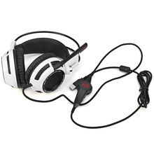 Somic G941 7.1 Virtual Surround Sound USB Gaming Headset with Vibrating Function Mic Voice Control
