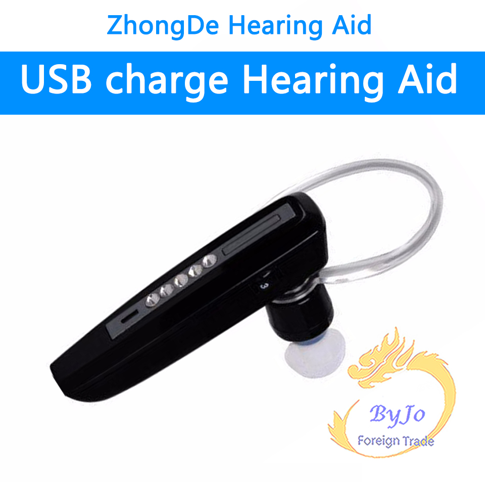 Rechargeable bluetooth style BTE hearing aid S-101 earphones deaf cheap hearing aids for mild to severe 101 cheap eats