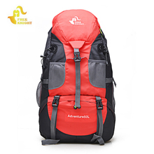 Knapsack Climbing Rucksack Cycling Camping Travel Bag Free Knight 50L Mountaineering Backpack Waterproof Outdoor Sports
