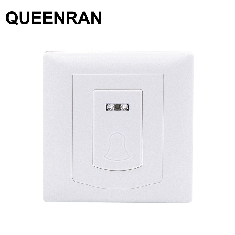 PB-206R Wireless Doorbell Door Button For 433MHz Meian Alarm System FC-300, ST-3B,ST-III,ST-V,ST-IV,ST-VGT